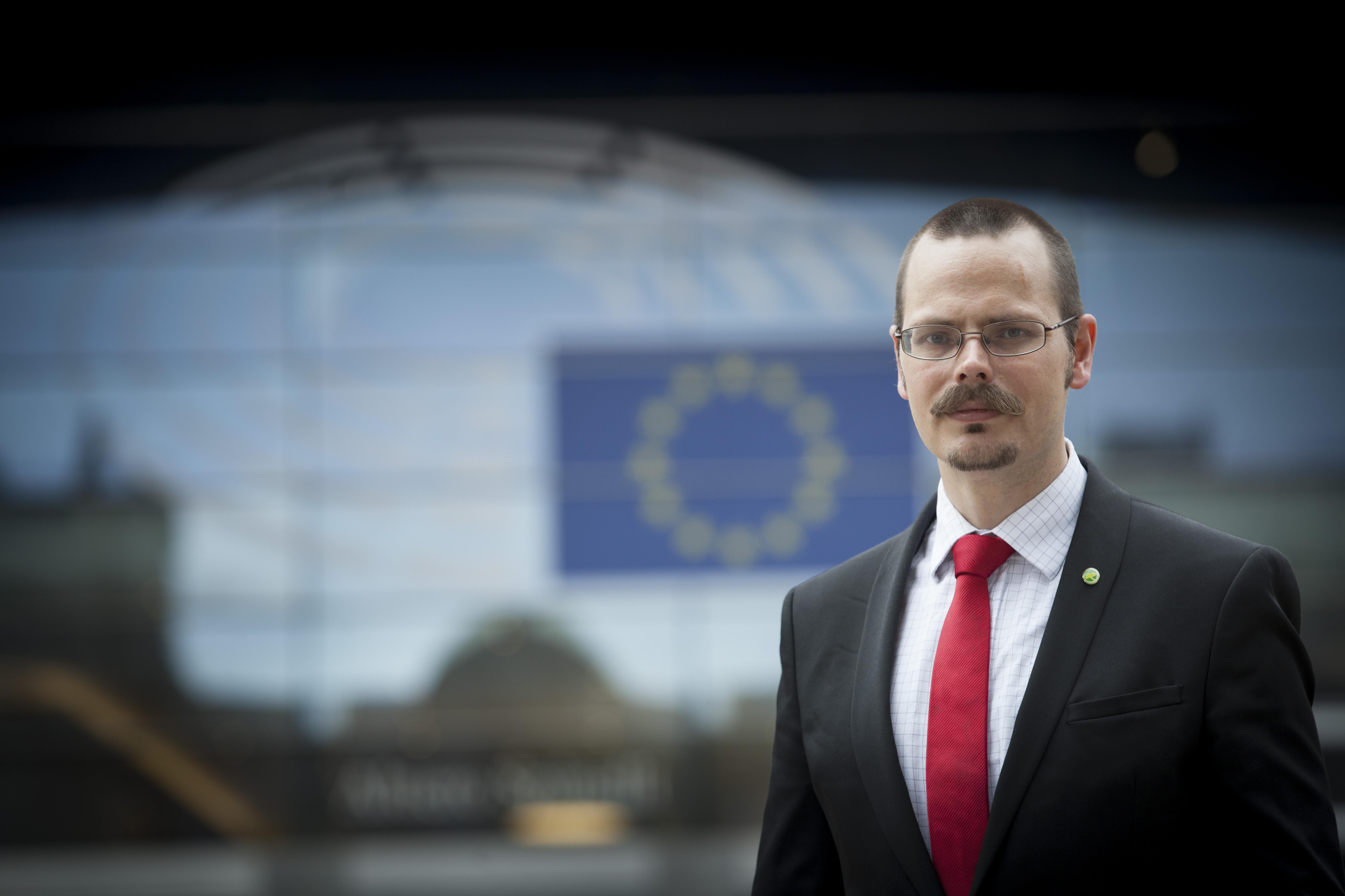 """""""Dags att reformera EU från grunden"""""""