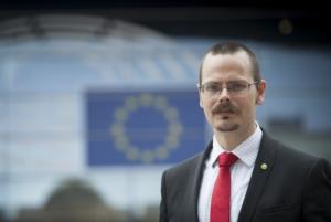 Max Andersson EU-parlamentariker