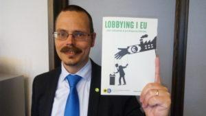 Max Anderssons rapport om lobbying i EU - dolt inflytande och privilegierat tillträde