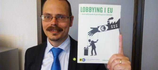 Ny broschyr: Lobbying i EU