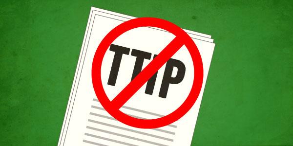 Nej till TTIP