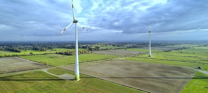 Vindkraft är en del av lösningen på klimatkrisen.
